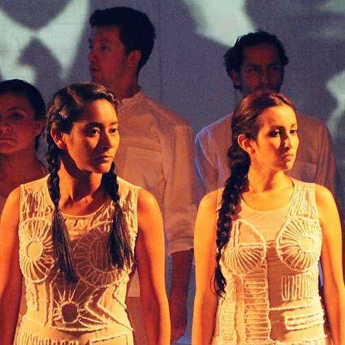 Actuación – Teatro Interdisciplinario