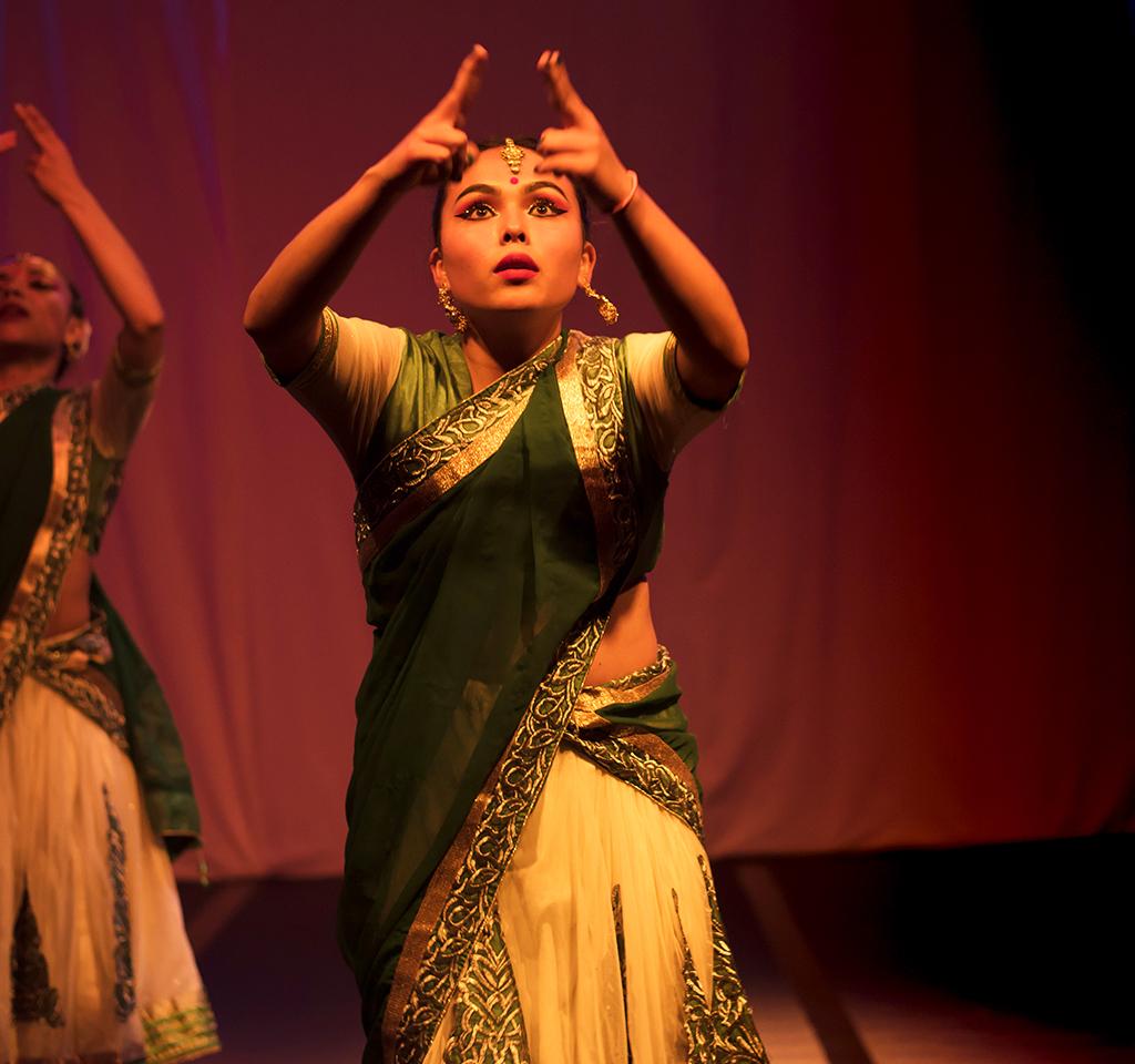 Danza de la india