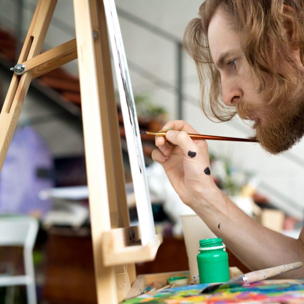 Paint courses